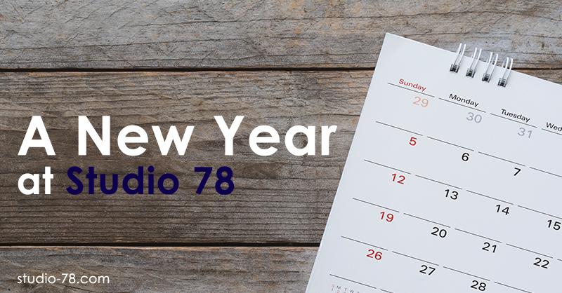 A New Year at Studio 78